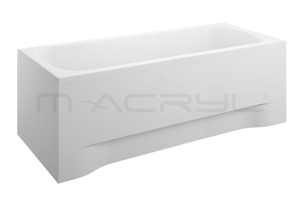 M-Acryl Mira egyenes kád 170x75 cm