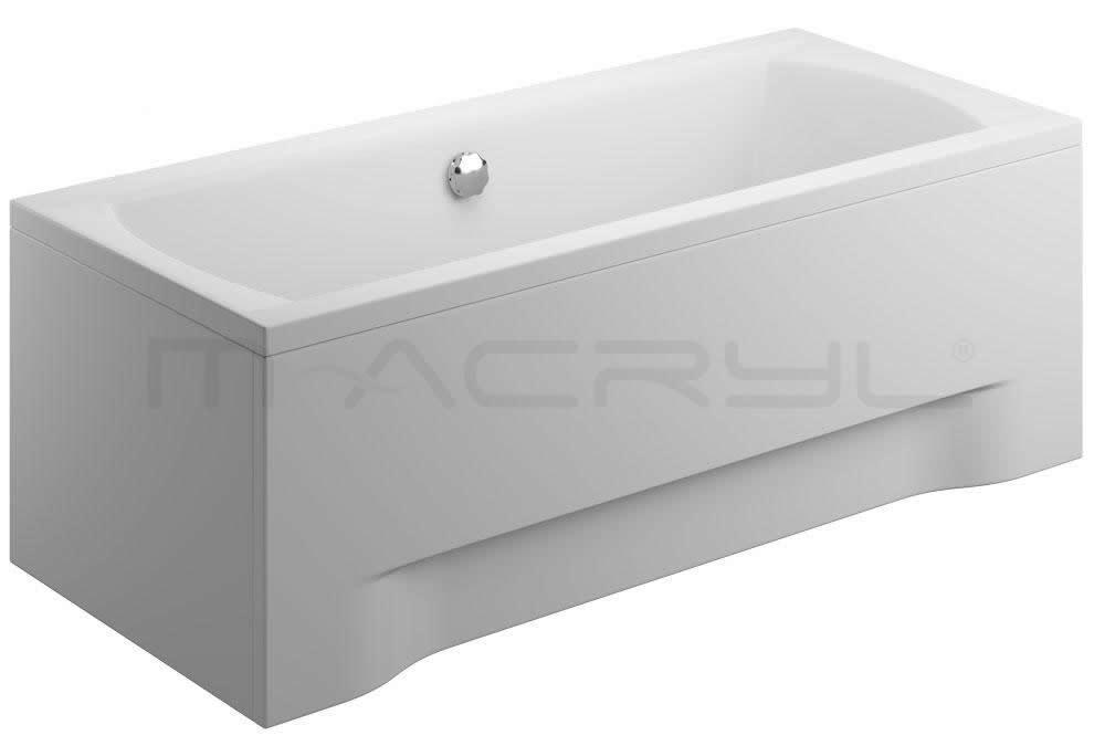 M-Acryl Noé egyenes kád 160x75 cm