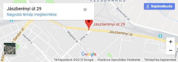 Kádvarázs.hu  térképen
